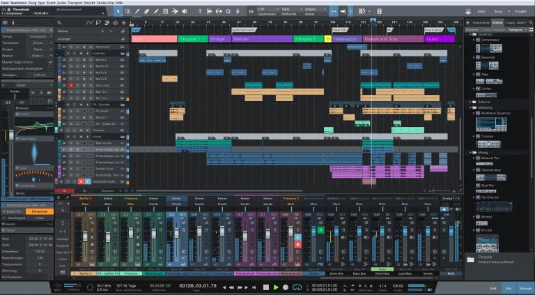 Sound Design Steeno Studios